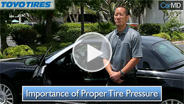 Learn the Importance of Proper Tire Pressure.